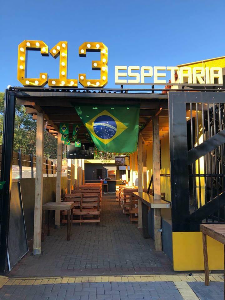 Bares em Londrina: C13 Espetaria