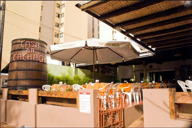 Bares em Londrina: Casa da Cachaça