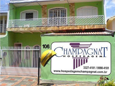 Pousadas e hospedagens em Londrina: Champagnat Hospedagem