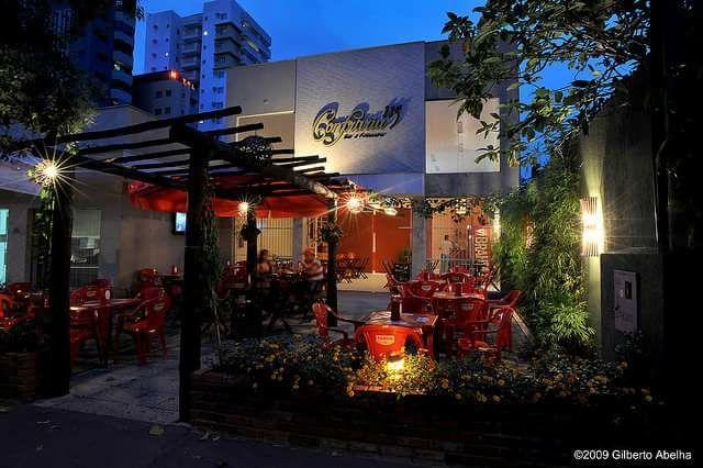 Bares em Londrina: Confraria 115
