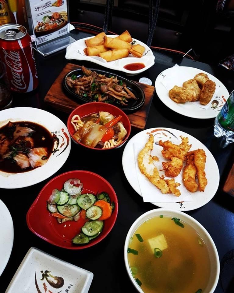 Almoço no domingo em Londrina: Dachô Sushi