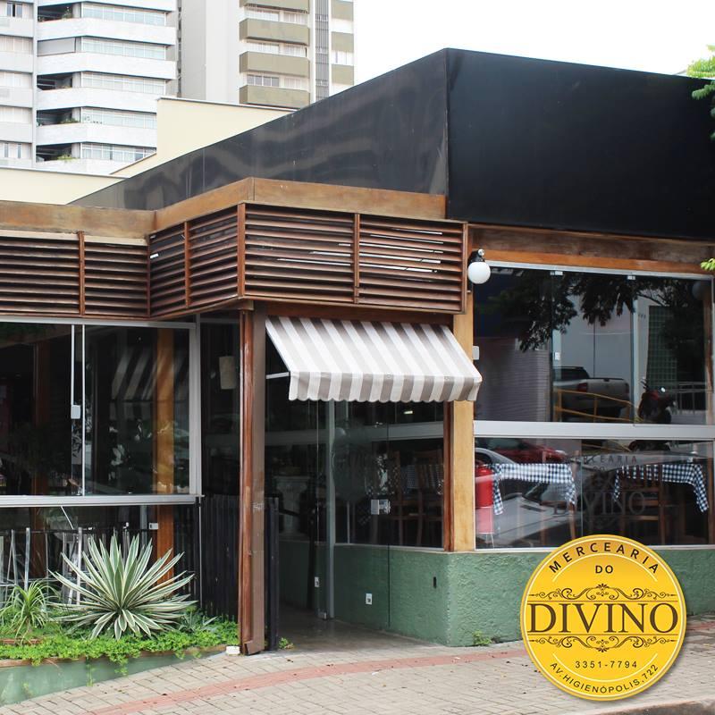 Bares em Londrina: Mercearia do Divino