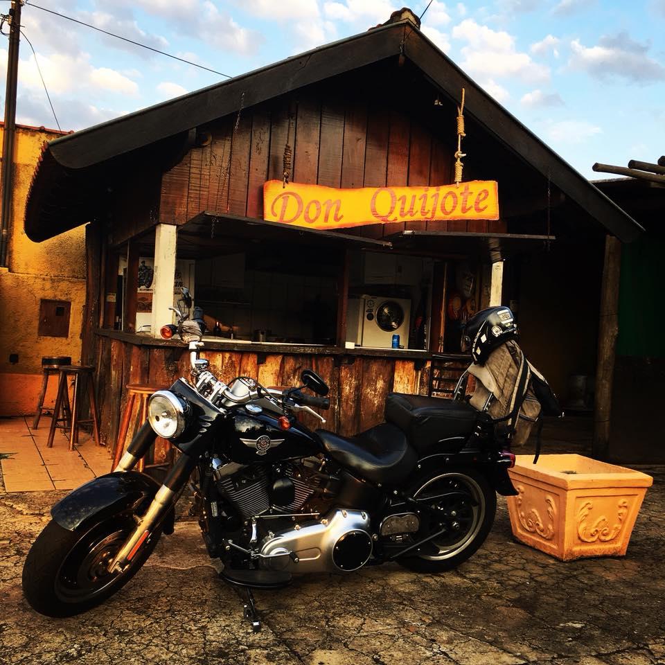 Bares em Londrina: Don Quijote