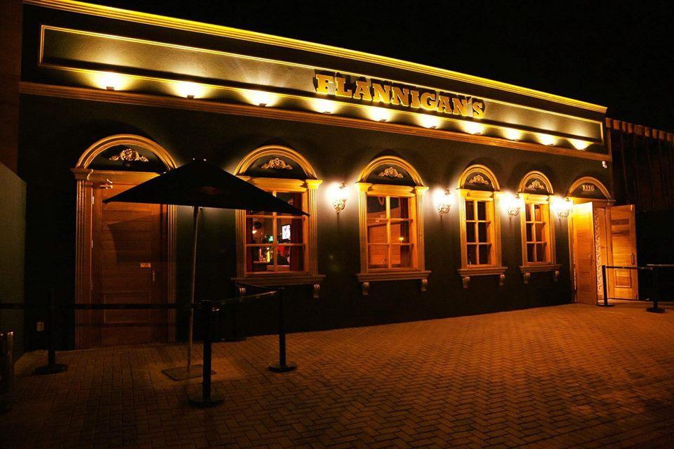 Bares em Londrina: Flannigan's