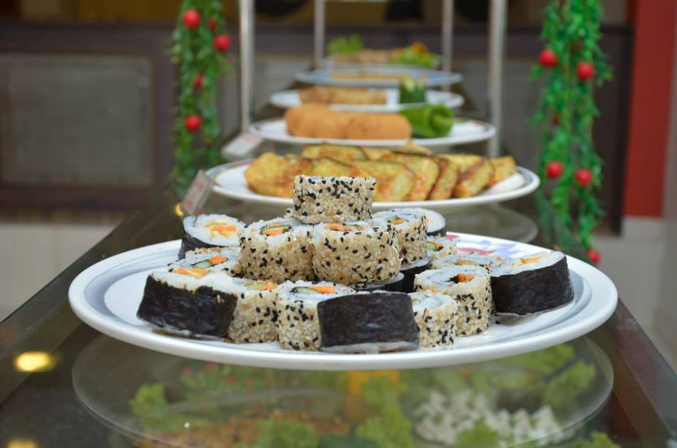 Restaurante Formosa é opção de comida saudável em Londrina