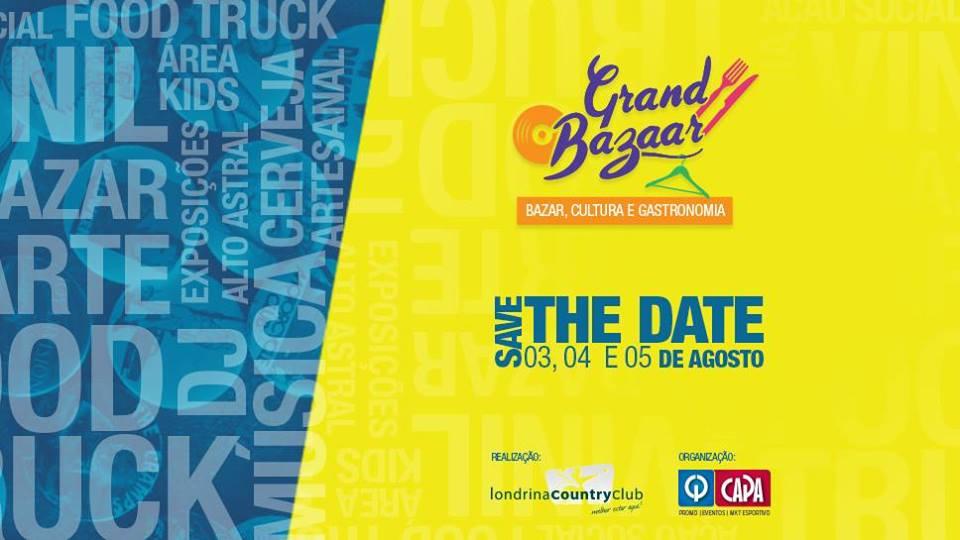 Londrina Country Club: Grand Bazaar