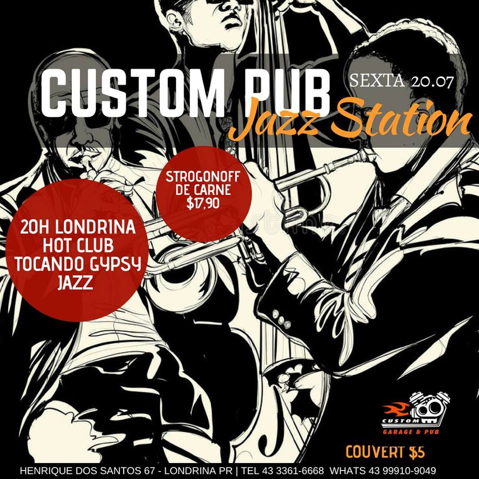 Custom Pub: Jazz Station