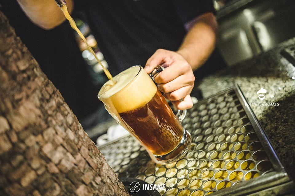 Pubs em Londrina: John O'Groats