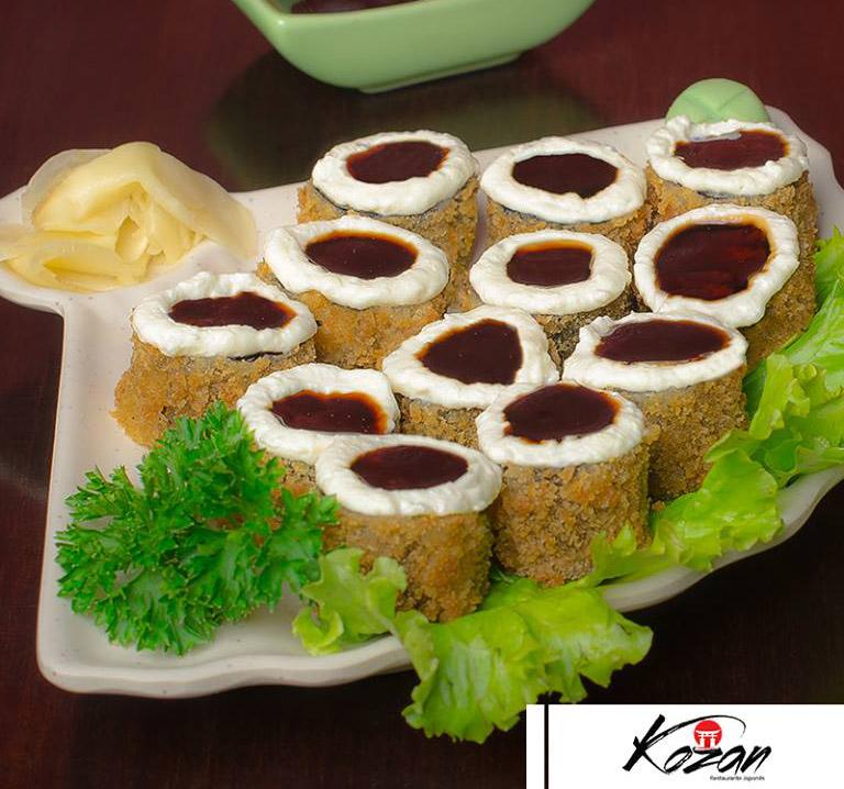 Almoço no domingo em Londrina: Kozan Sushi