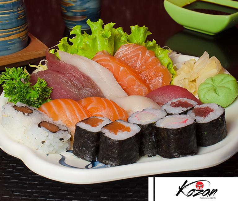 Kozan é opção de comida saudável em Londrina