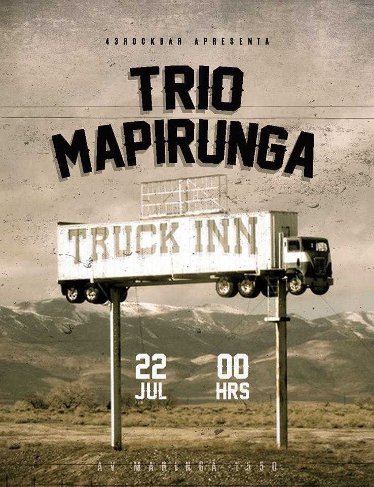 43 Rockbar: TrIo Mapirunga