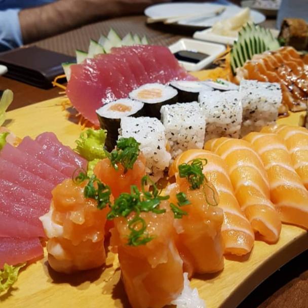 Almoço no domingo em Londrina: Restaurante Matsuri