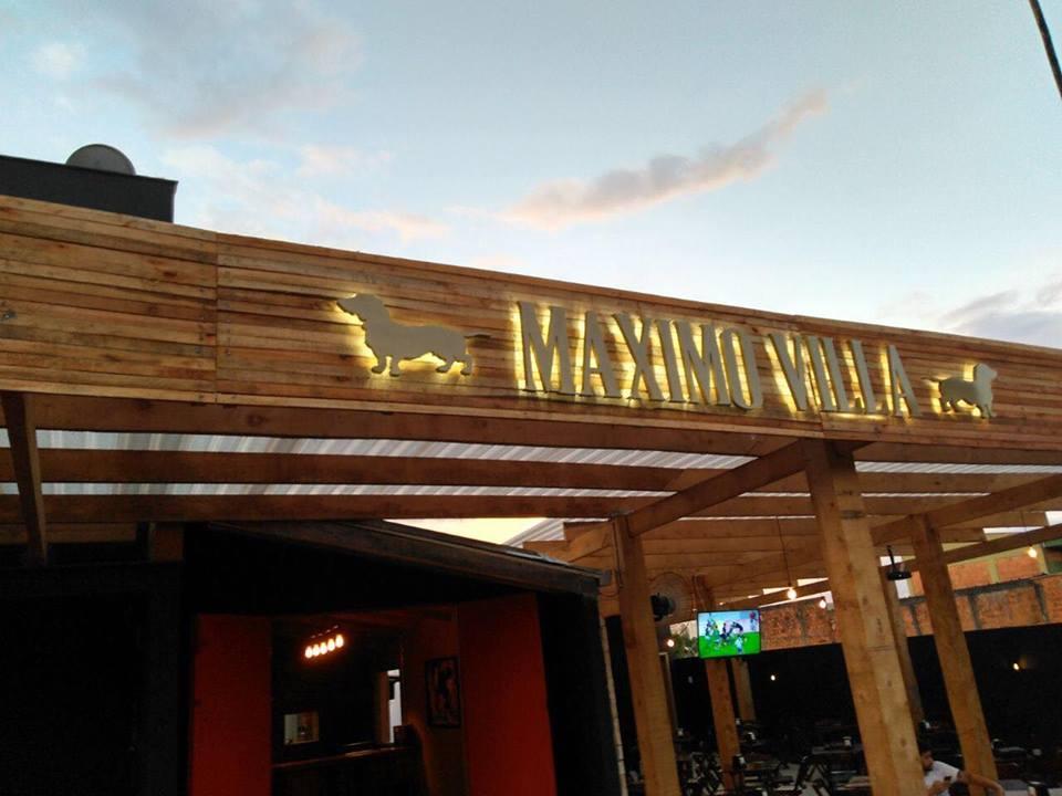Bares em Londrina: Maximo Villa
