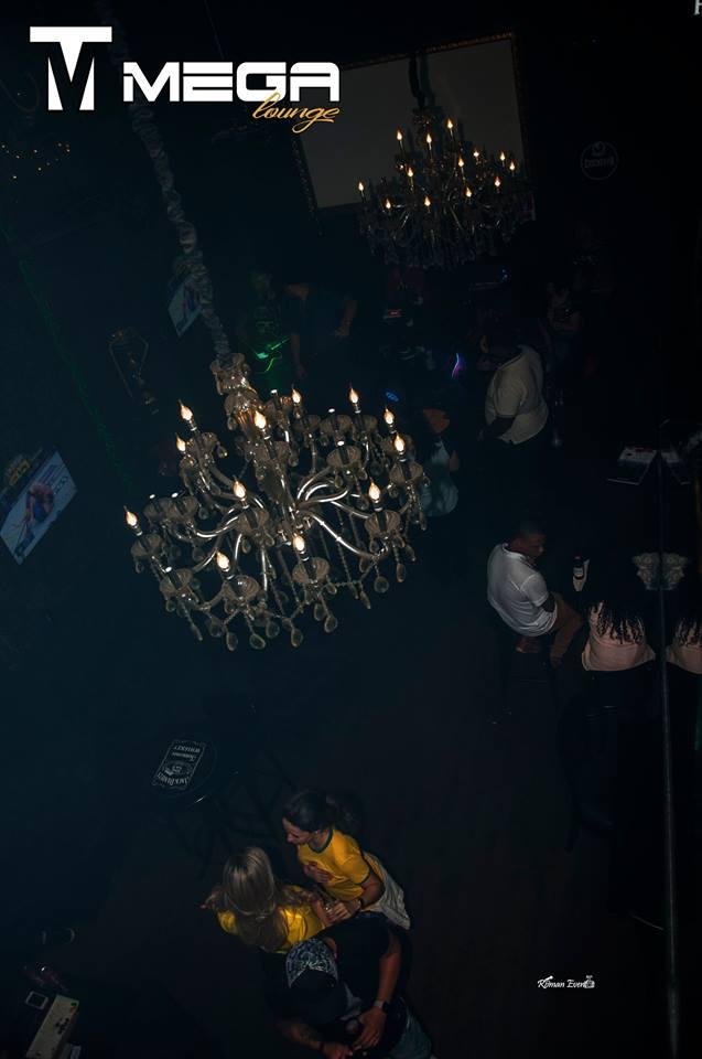 Bares em Londrina: Mega Lounge
