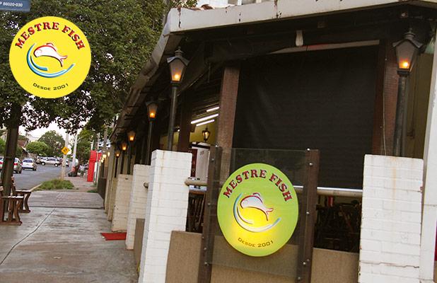 Bares em Londrina: Mestre Fish