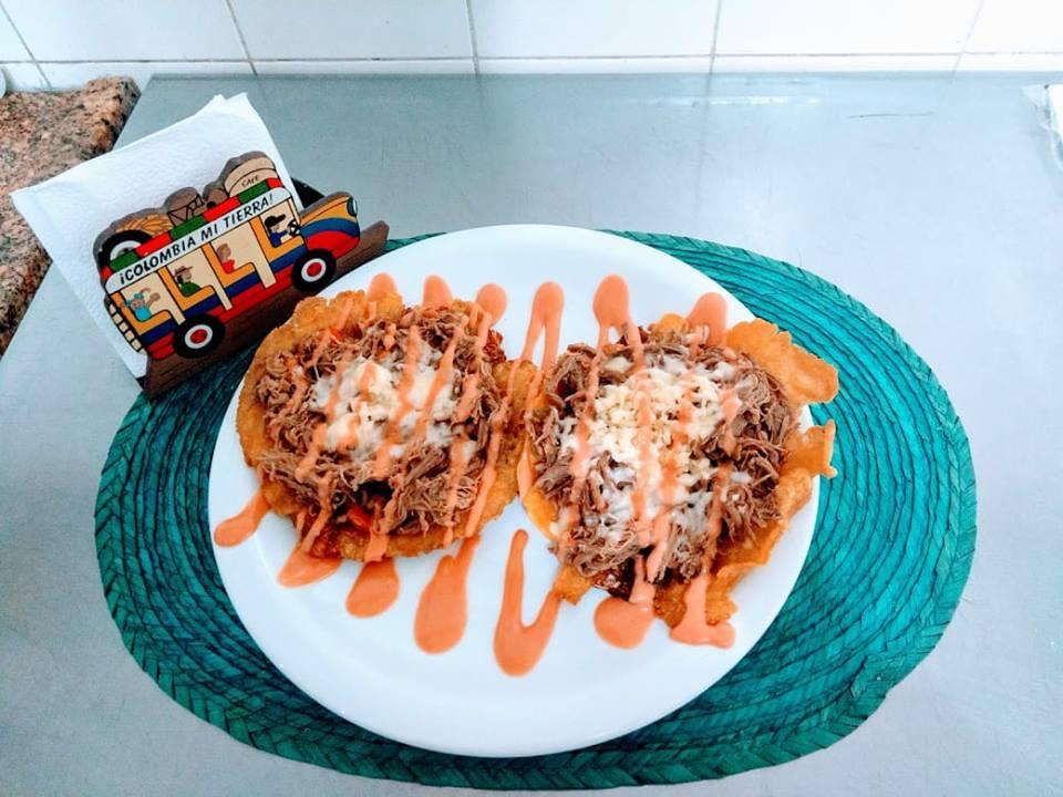 Almoço no domingo em Londrina: Mexicolombia