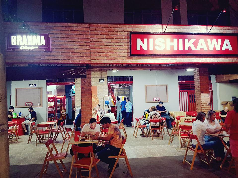 Bares em Londrina: Nishikawa