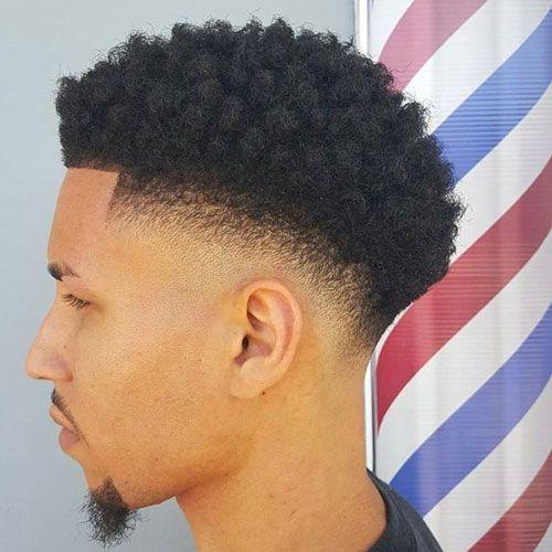 Nudred é uma técnica de texturização em cabelos afro masculinos