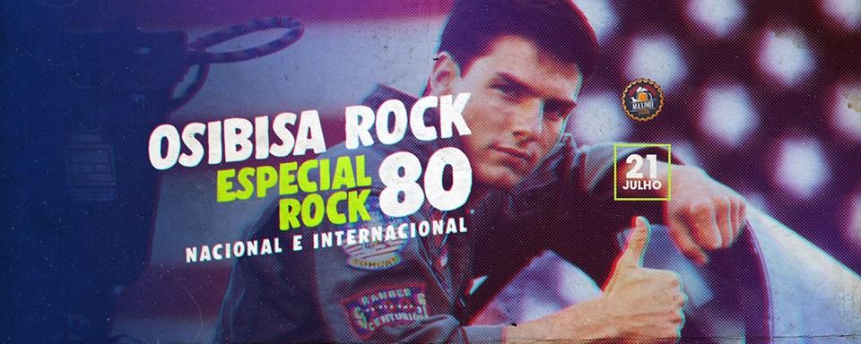 Maximo Villa: Osibisa Rock especial anos 80