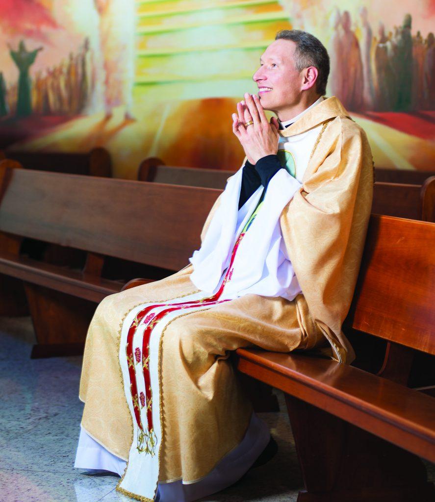 Padre Marcelo Rossi vem a Londrina em julho de 2018