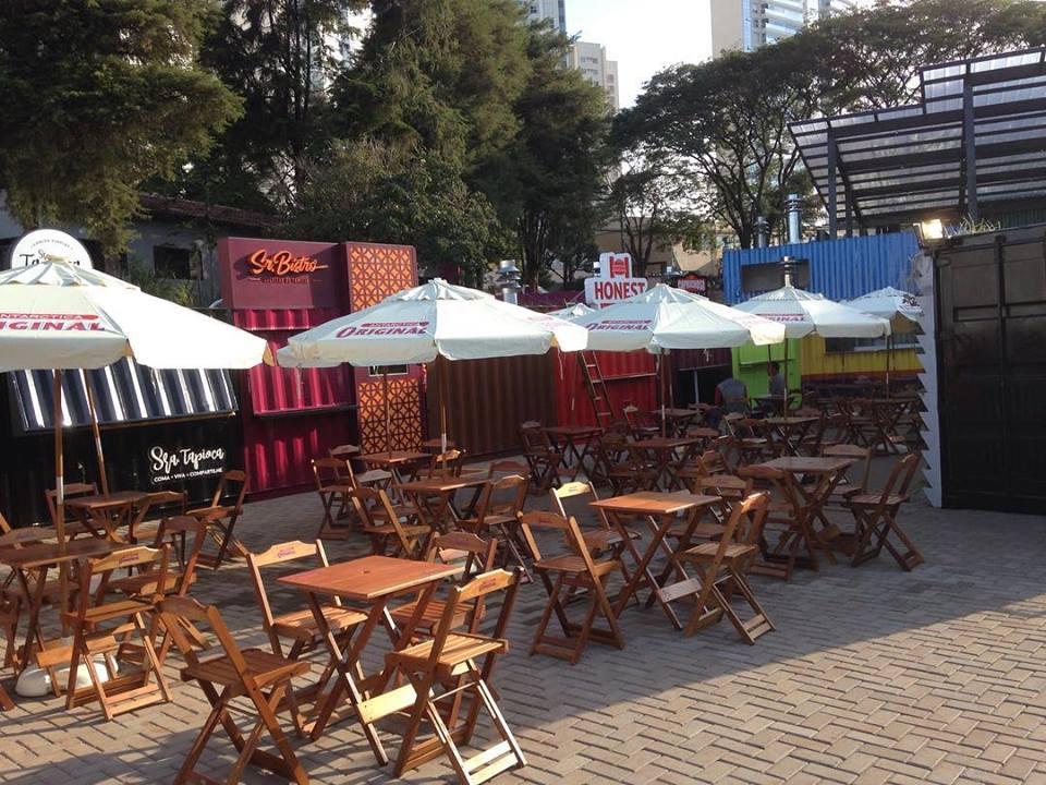 Bares em Londrina: Palhano Gastro Park