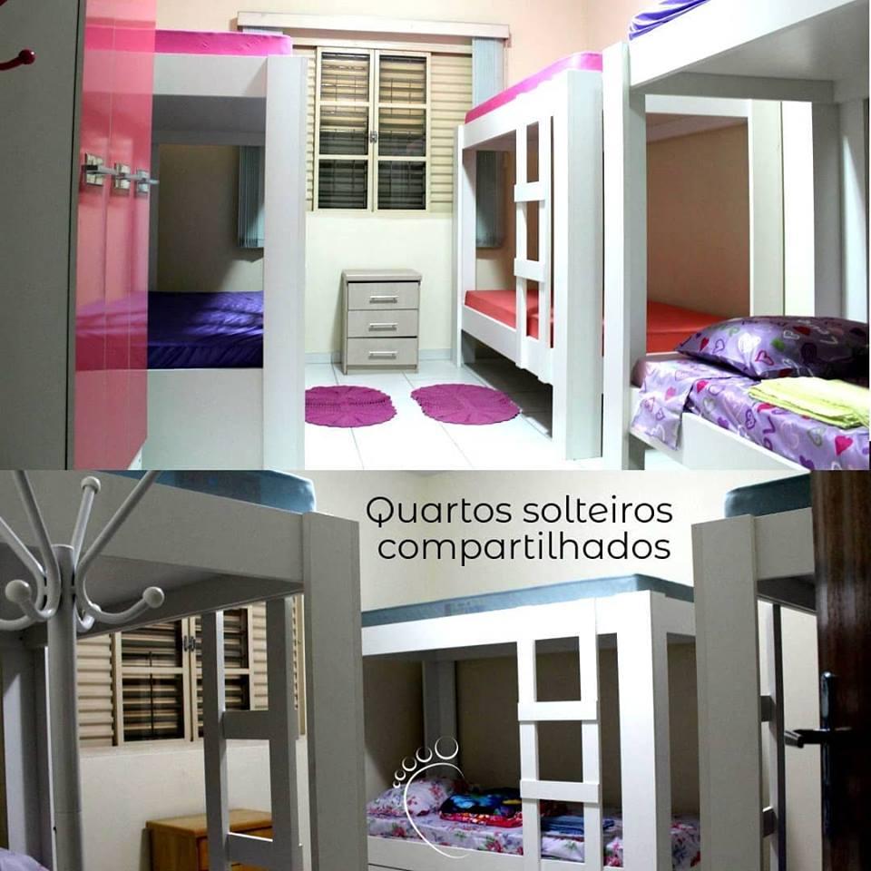 Pousadas e hospedagens em Londrina: Hostel & Pousada Pé Vermelho