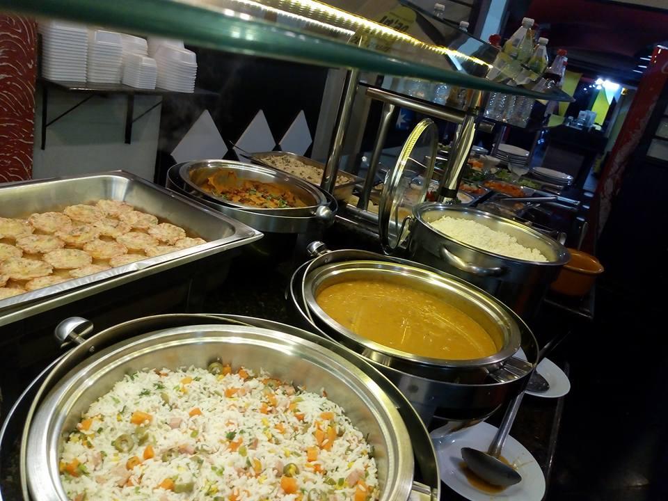Almoço no domingo em Londrina: Prato Fino