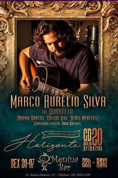 Menina Bar: Marco Aurélio Silva