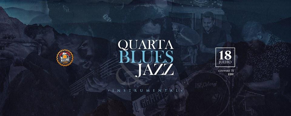 Maximo Villa: Quarta Blues e Jazz