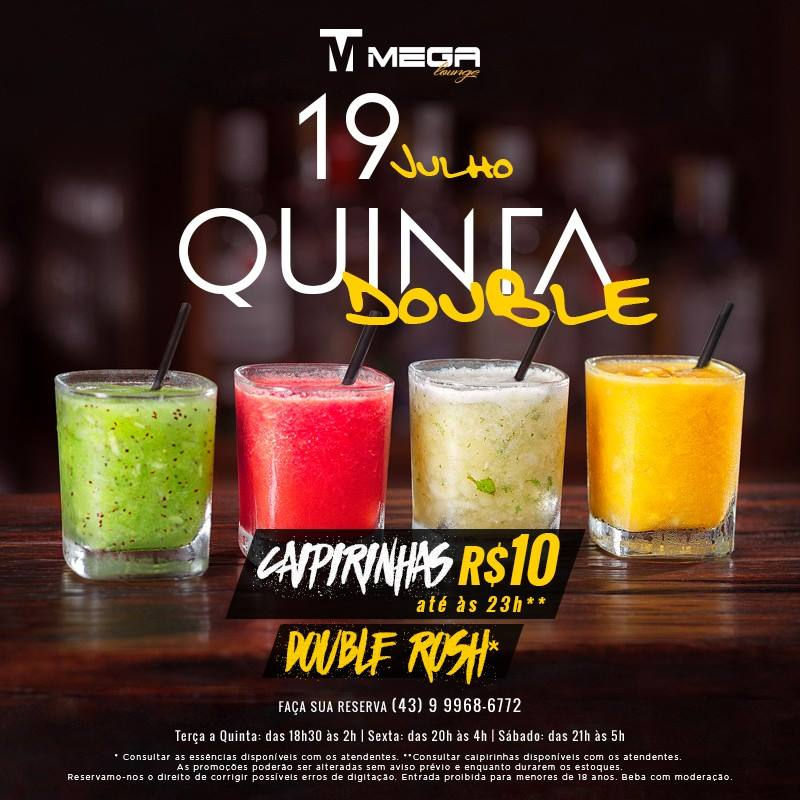 Mega Lounge: Quinta Double