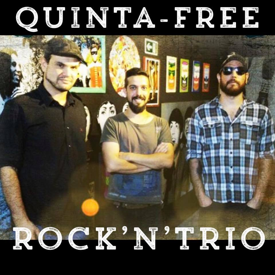 Flannigans: Quinta Free com Rock 'n' Trio