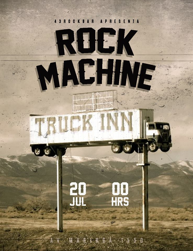 43 Rockbar: Rock Machine
