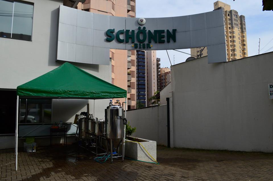 Bares em Londrina: Schönen Bier