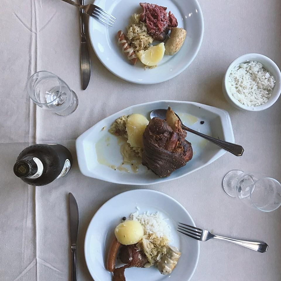 Almoço no domingo em Londrina: Strassberg Tortas Alemãs