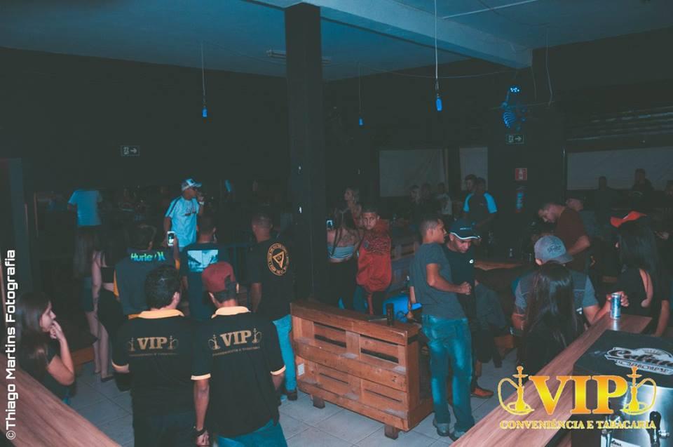 Bares em Londrina: Tabacaria Vip Pub