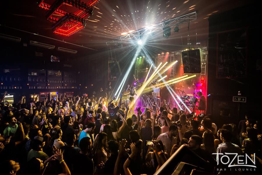 Bares em Londrina: Tozen Bar & Lounge