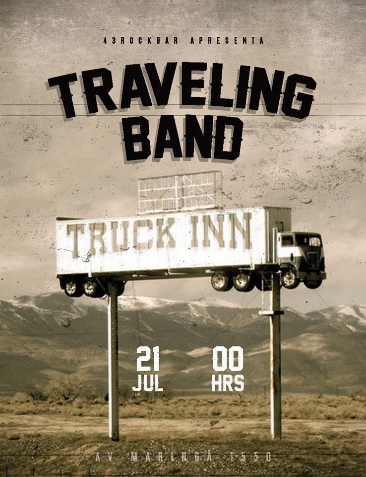 43 Rockbar: Traveling Band