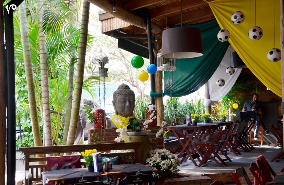 Bares em Londrina: Varanda Bar e Restaurante