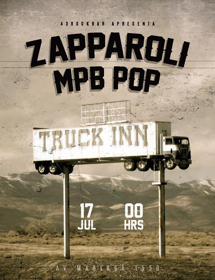 43 Rockbar: Zapparoli Mpb Pop