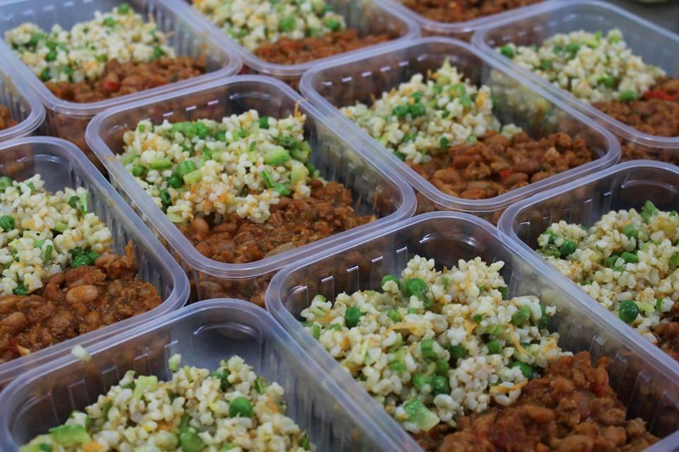 100bicho é opção de comida saudável em Londrina