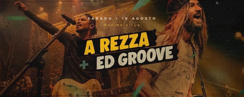 Maximo Villa - A Rezza + Ed Groove