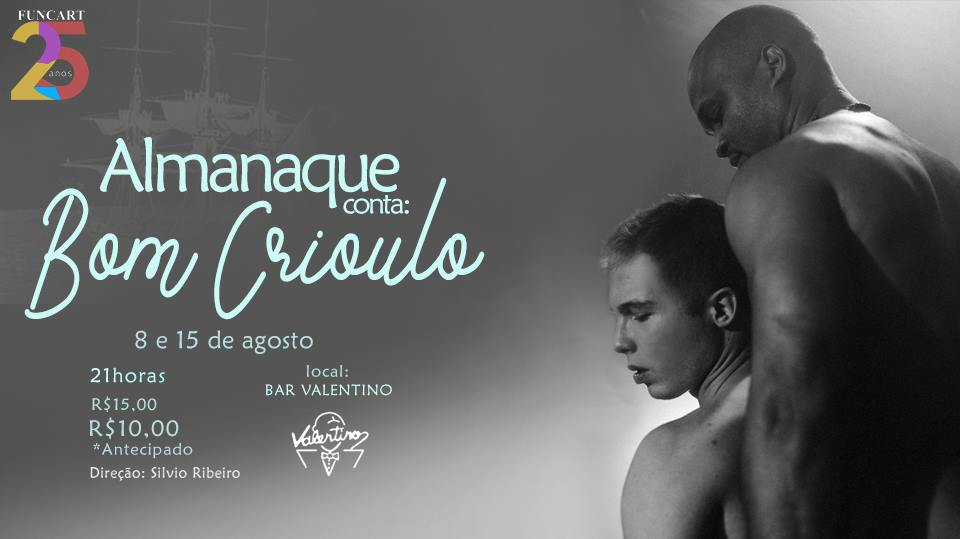 Valentino - Almanaque conta Bom Crioulo