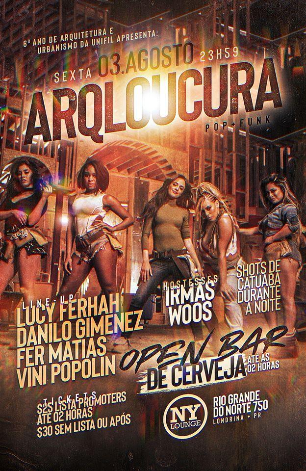 New York Lounge: Arqloucura