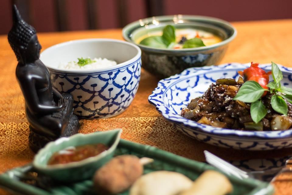 Alta gastronomia em Londrina: Bangkok Garden
