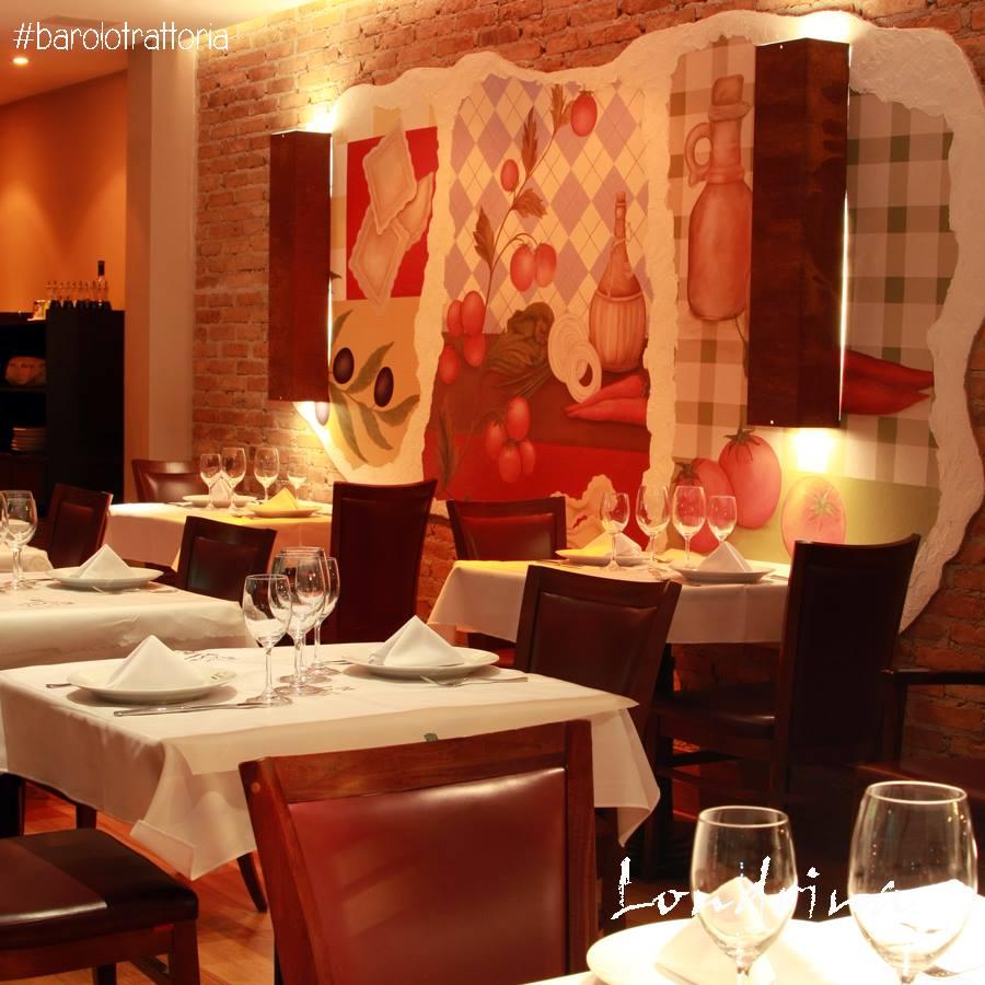 Alta gastronomia em Londrina: Barolo Trattoria