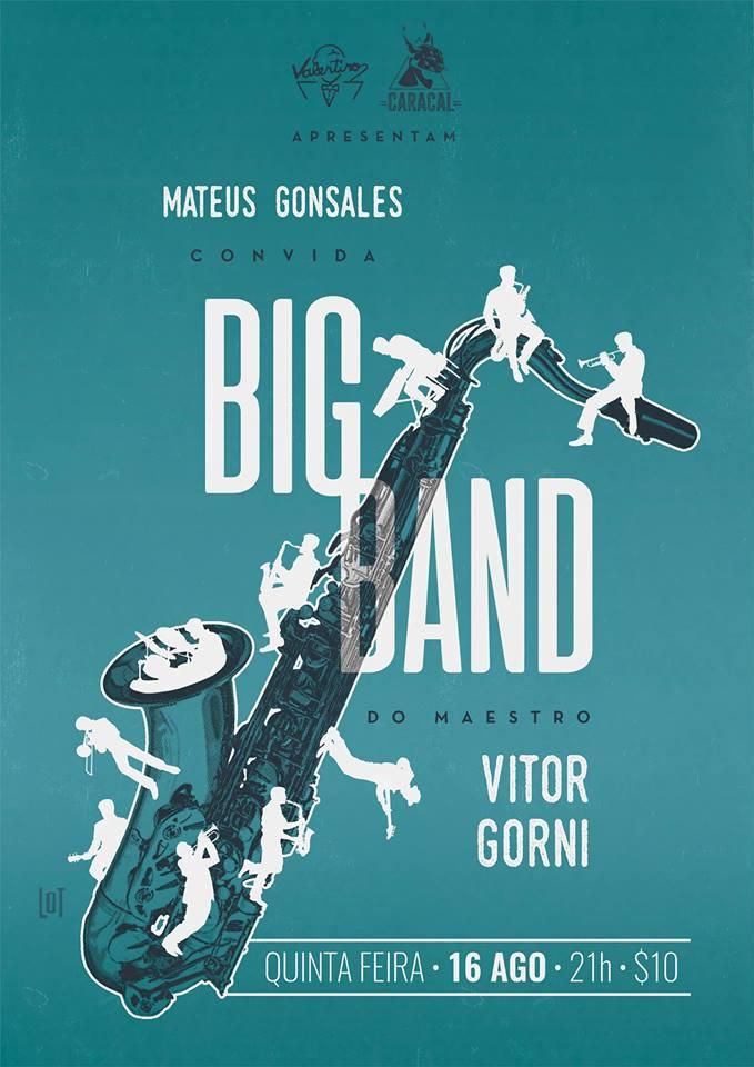 Valentino - Mateus Gonsales convida Big Band