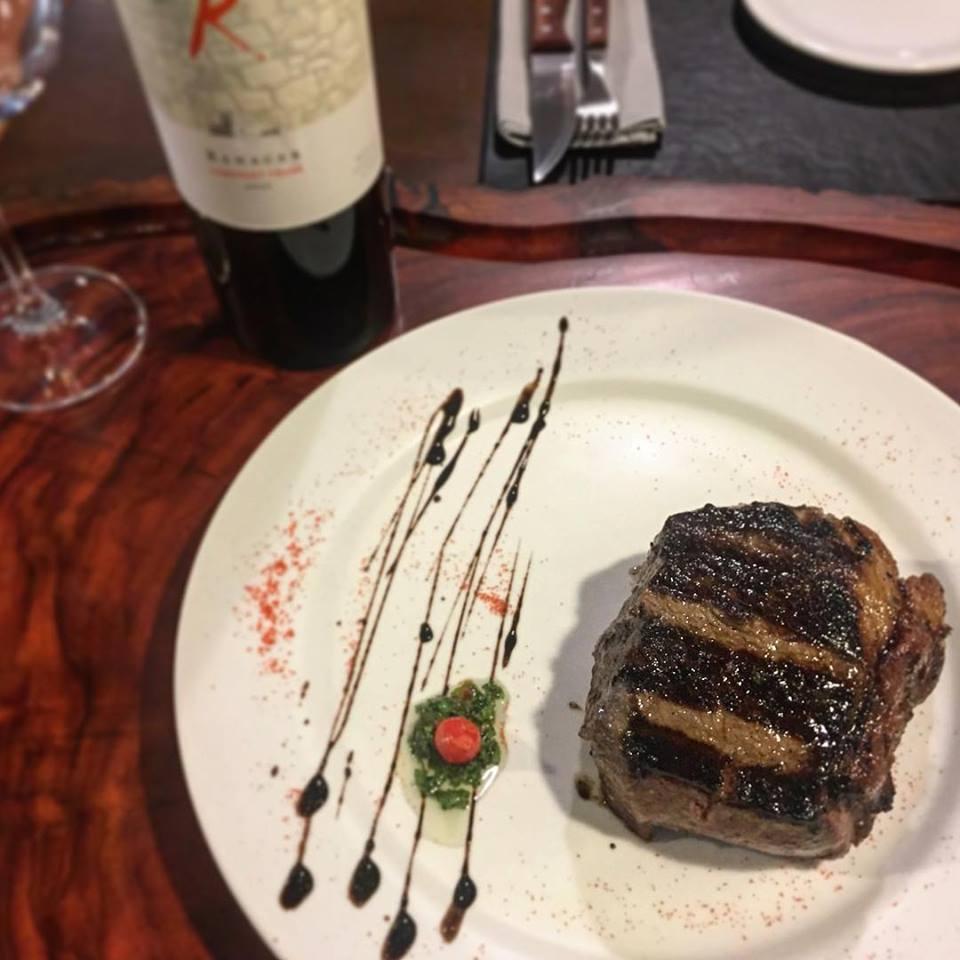 Alta gastronomia em Londrina: Cabaña Ganadera