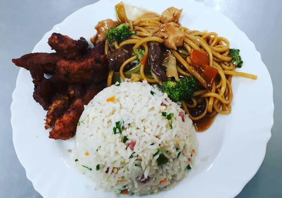 Comida chinesa em Londrina: China Food