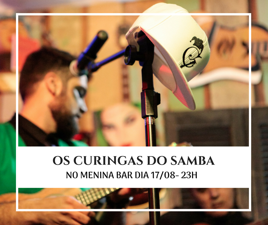 Menina bar - Curingas do Samba