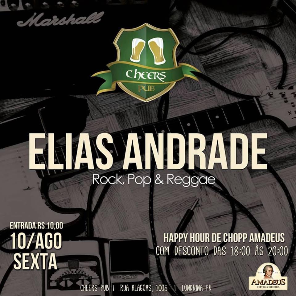 Cheers pub - Elias Andrade